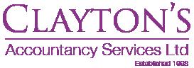 Clayton's Accountants Logo