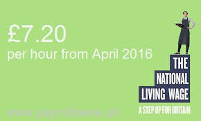 New National Living Wage