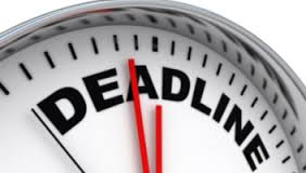 deadline for Auto Enrolment